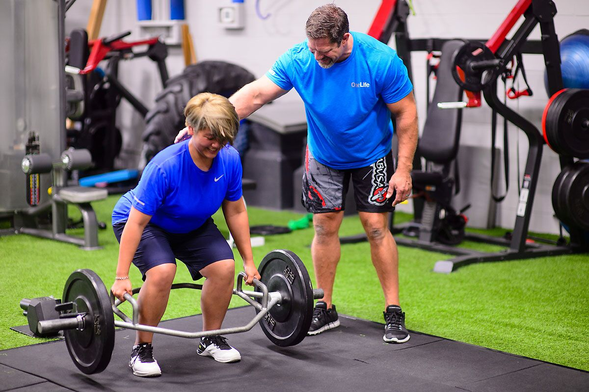 OneLife Personal Training Kelowna Workout Trainer Compassion