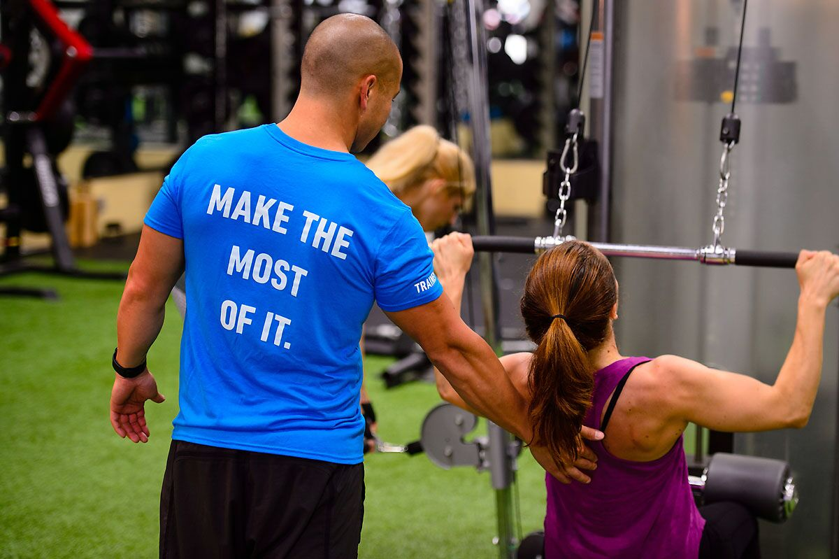 Personal Training Trainer Kelowna OneLife Gym Alva