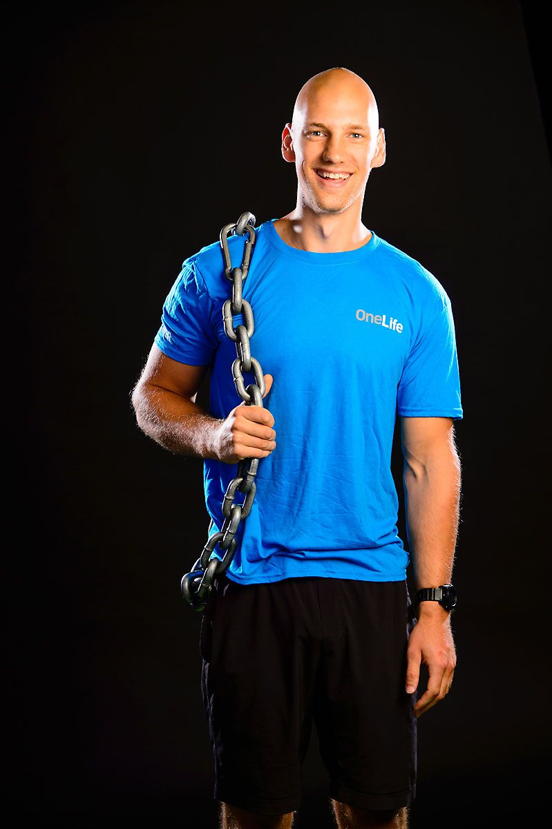OneLife Kelowna Personal Trainer Scott Sparrow