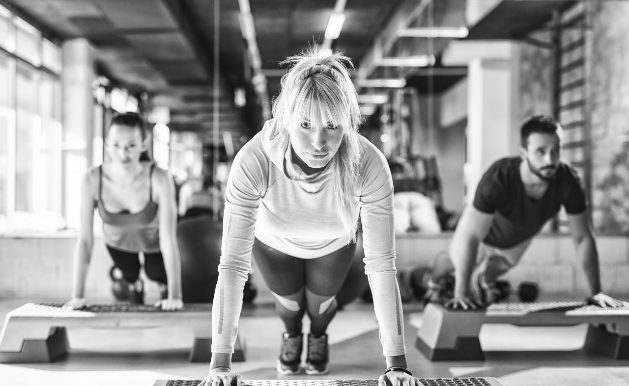 one life fitness kelowna personal training group classes