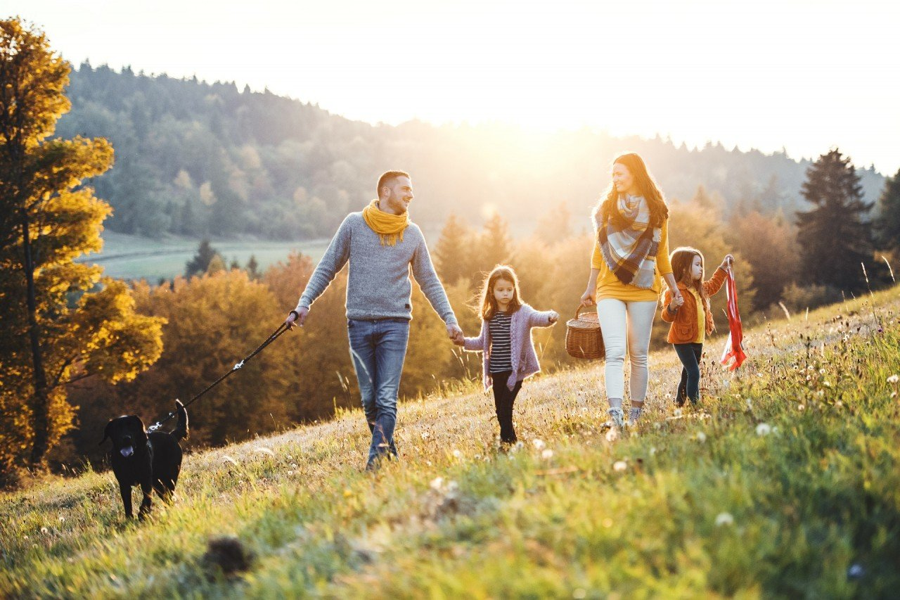 family-hike-ways-to-keep-the-whole-family-active-One-Life-Health-and-Wellness-Kelowna
