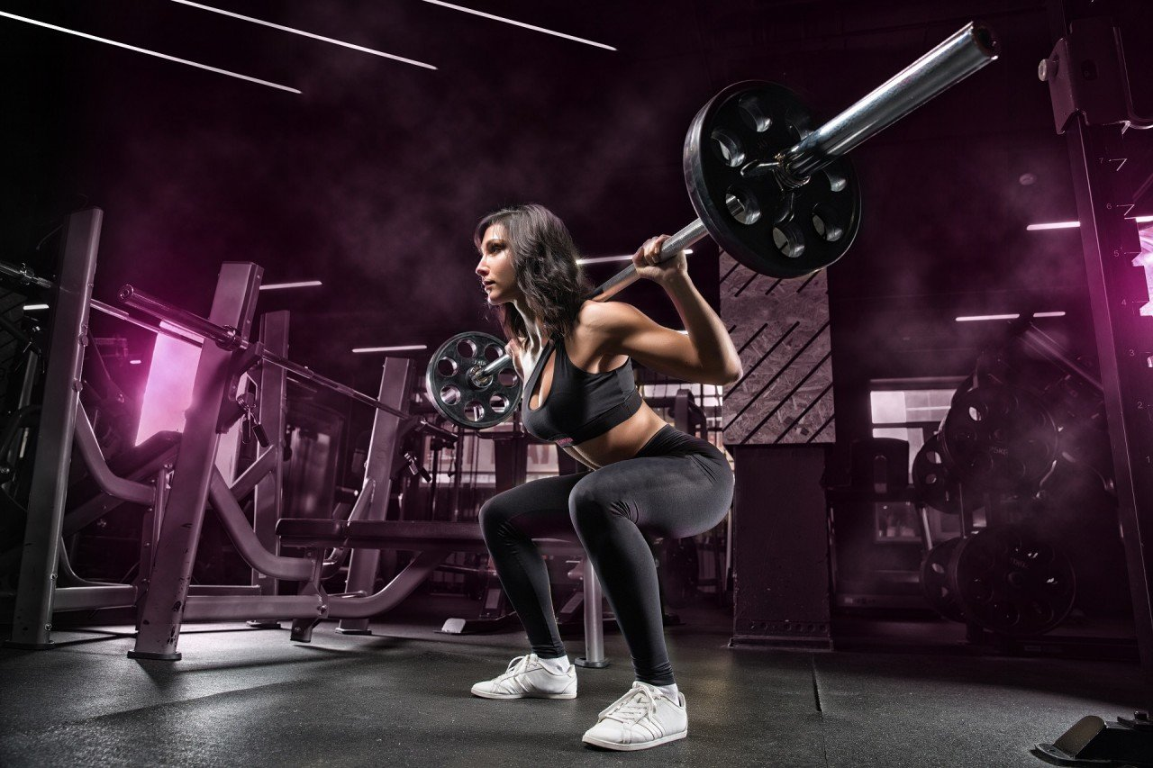 female-bodybuilder-squat-alternatives-One-Life-Health-and-Wellness-Kelowna-gym