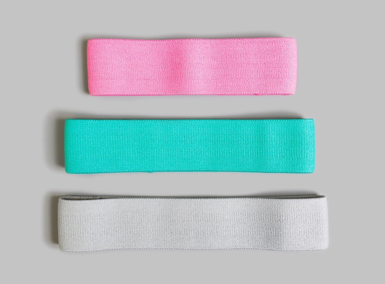 Resistance bands for resistance band exercises